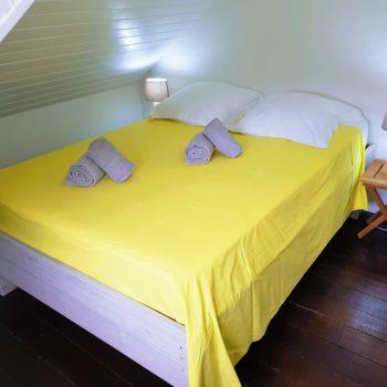 Chambre 2 Villa Bwa d'Ô Diamant Vert Martinique