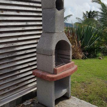 BBQ Villa Bwa d'Ô Diamant Vert Martinique