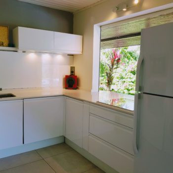 Cuisine Villa Bwa d'Ô Diamant Vert Martinique