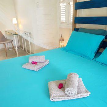 Chambre 1 Villa Bwa d'Ô Diamant Vert Martinique