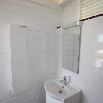 Salle de bain Villa Bwa Floté Diamant Vert Martinique