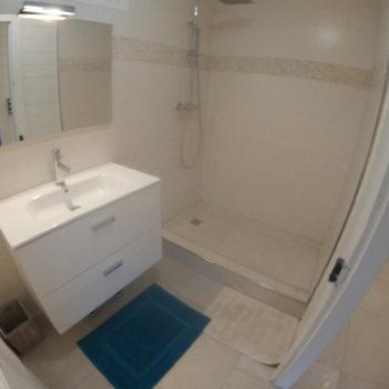 Salle de bain 1 Villa Bwa d'Ô Diamant Vert Martinique